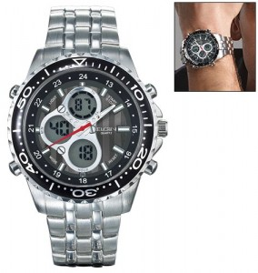 Men's Elgin® Bold Chronograph Watch