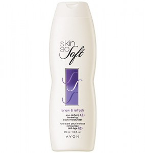 SKIN SO SOFT Renew & Refresh Age-Defying+ Renewing Body Moisturizer