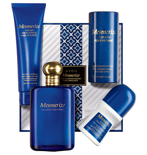 Avon Mesmerize for Men Gift Set