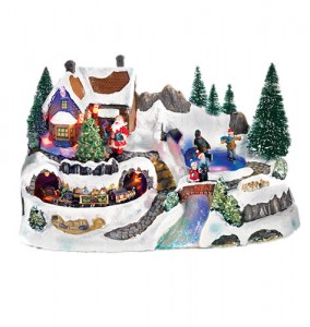 avon winter wonderland centerpiece