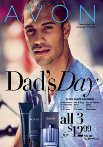Avon Father's Day Flyer